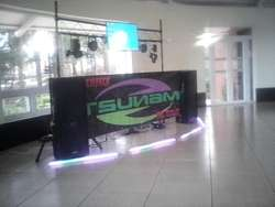 Discoteca Disco Movil Promocion Alien