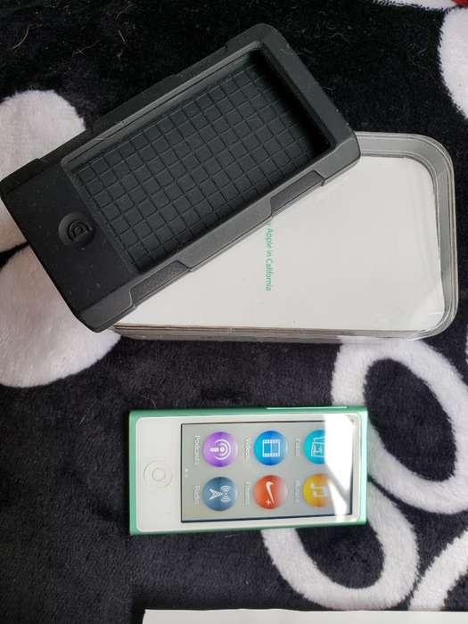 <strong>ipod</strong> Nano 7ma Generación 16gb Caja C