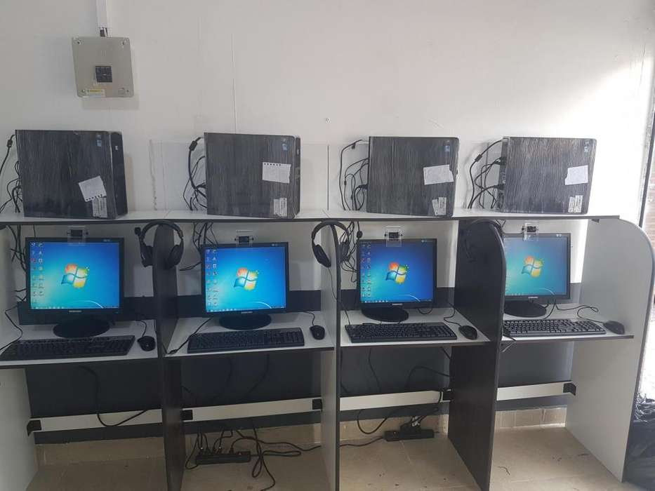 Mega Oferton 4 Computadoras Core I5, Equipa Tu Cyber