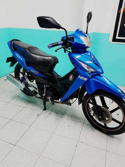 Akt Flex 125 Modelo 2011 Barata