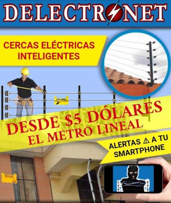 Cercas Eléctricas Smart Quito de Calidad