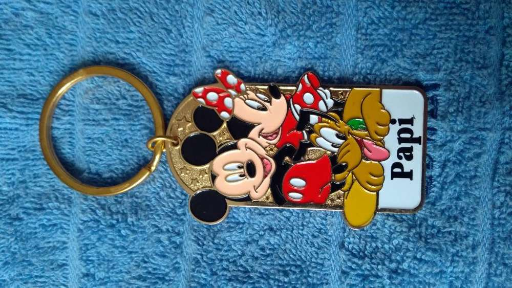 Llavero Disney Original