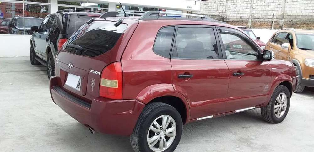 Hyundai Tucson 2010 - 115000 km