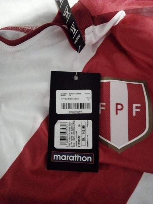 Camiseta de Perú