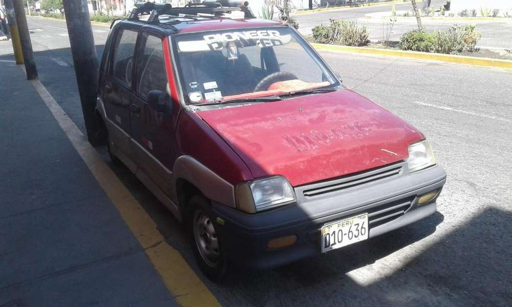 Daewoo Tico 1992 - 80000 km