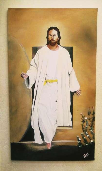 Cuadro de Jesus