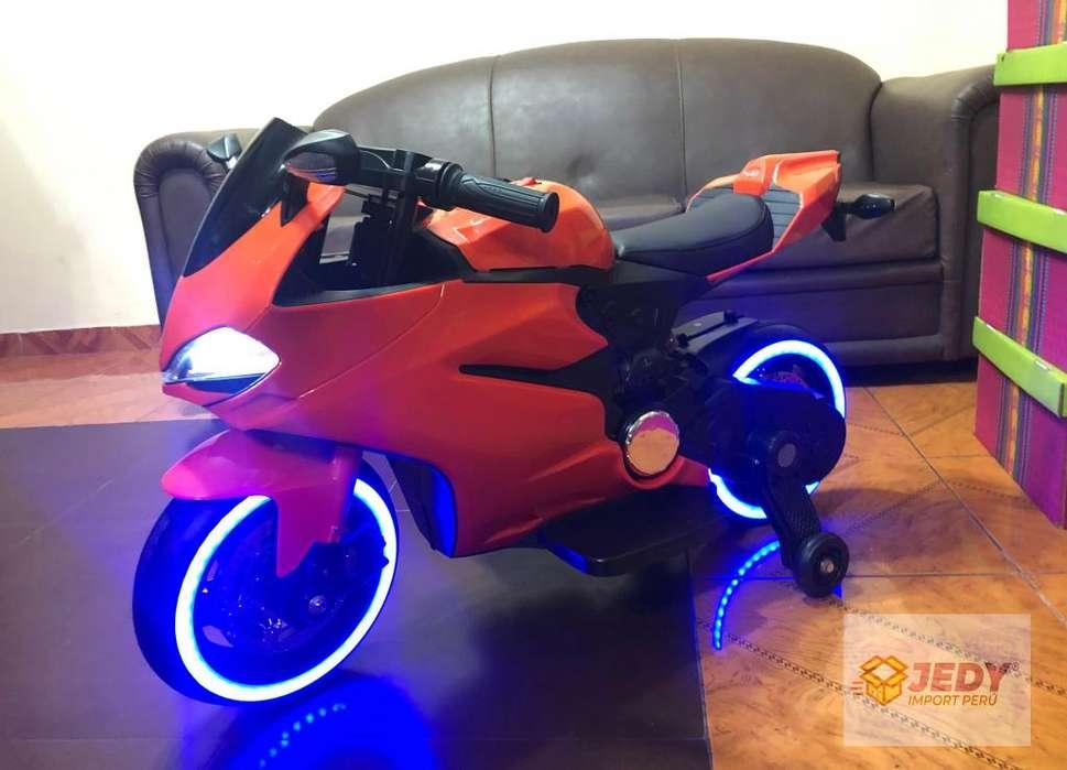 Liquidación Moto Ducati para Niños ultima unidad