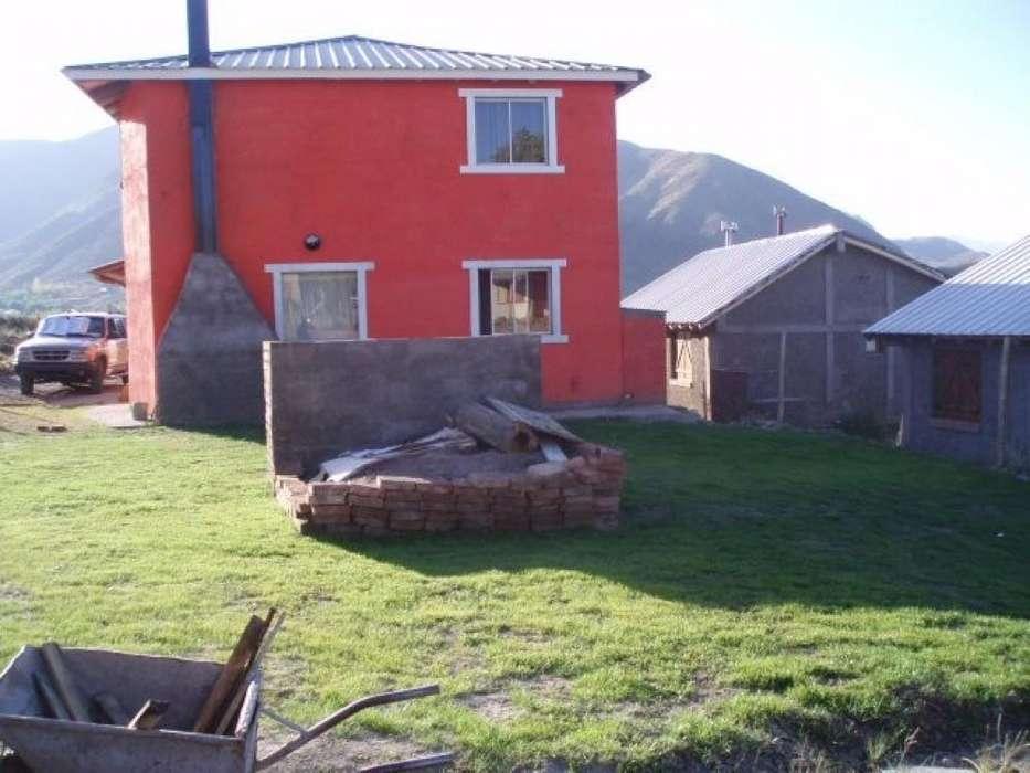 hf13 - Cabaña para 4 a 6 personas en Potrerillos