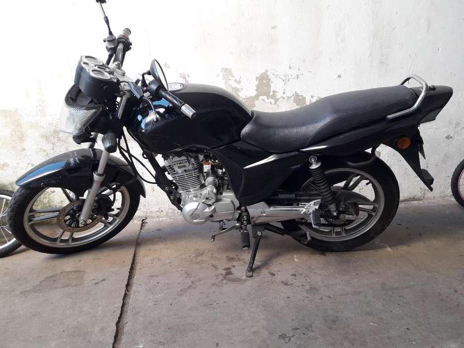 Moto Kymco 125 Cc