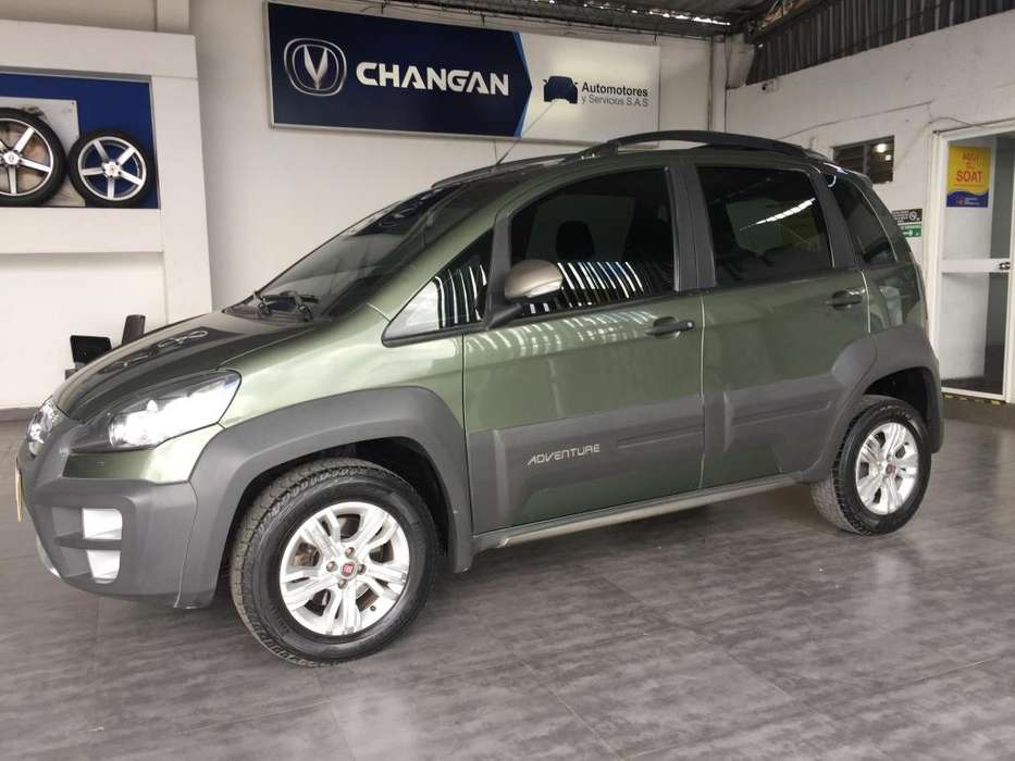 Fiat Idea 2015 - 66700 km