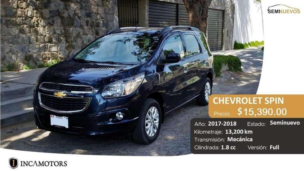 Chevrolet Spin 2017 - 13200 km
