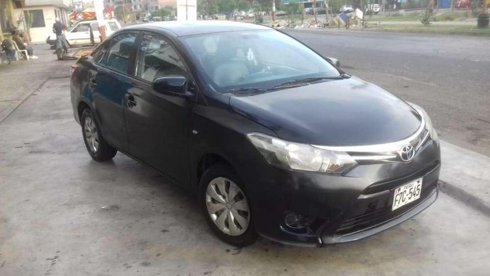Toyota Yaris 2014 - 100 km