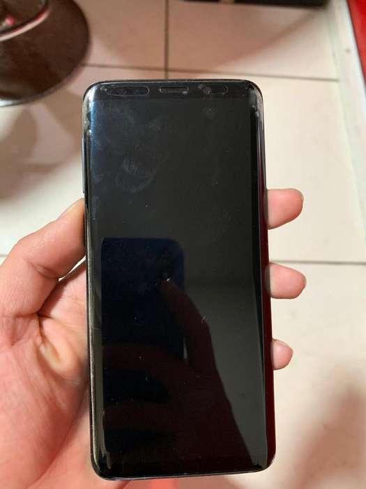 Samsung S9 Par de Semanas Nuevo