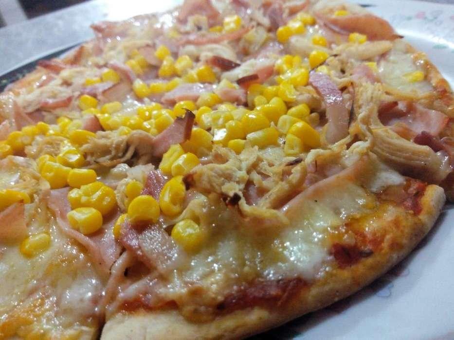 Pizzero Professional Y Preparador