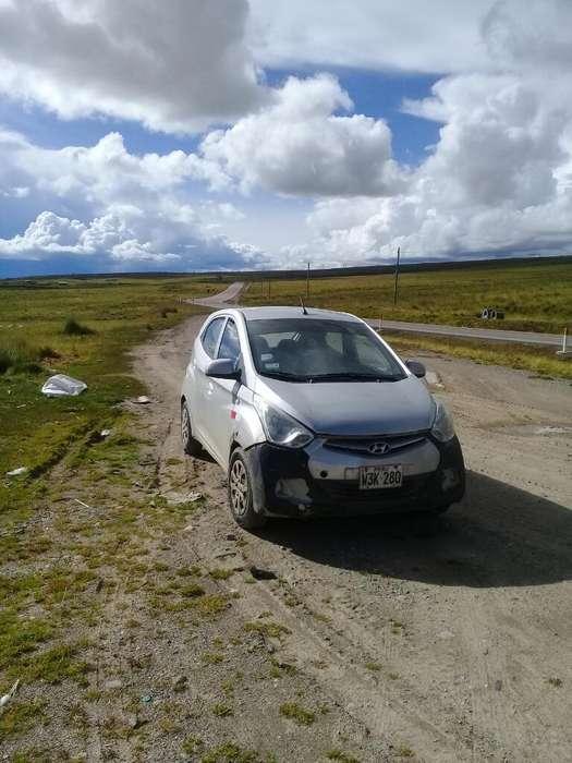 Hyundai Eon 2014 - 100000 km