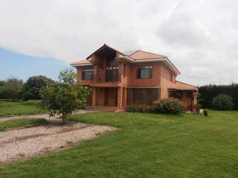 Casa En Arriendo/venta En Chia Vereda Fagua Buyara I Casa 15 Cod. VBIRE5467
