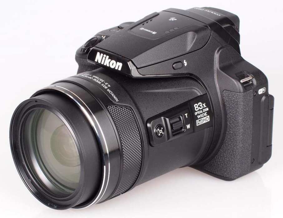 Camara Nikon Coolpix P900 16mp 83x Zoom Full Hd.