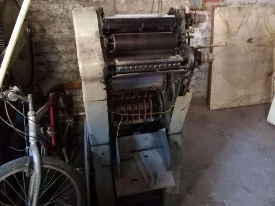 Maquina Offset Gestetner 211