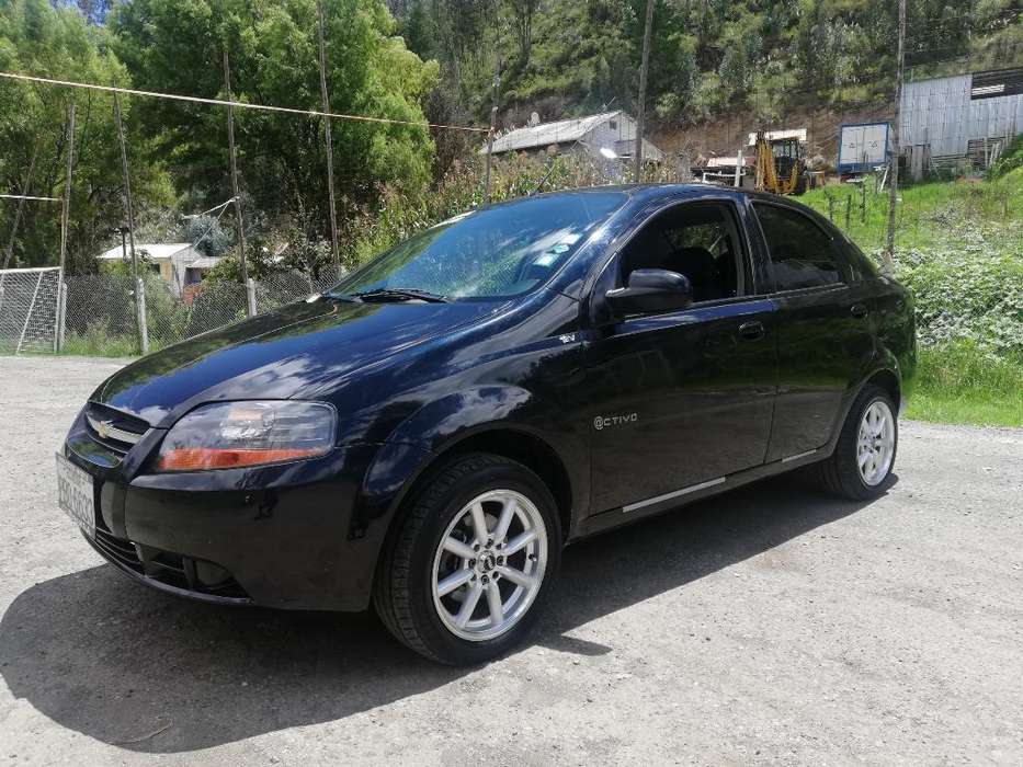 Chevrolet Aveo 2011 - 121000 km