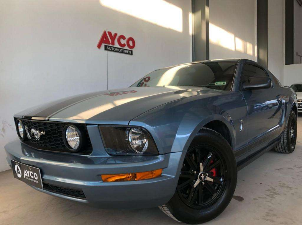 FORD MUSTANG SHELBY 4.0 GT500 V6