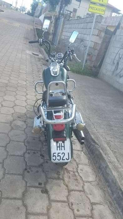 Moto Pandillera Clasica Tipo <strong>harley</strong>