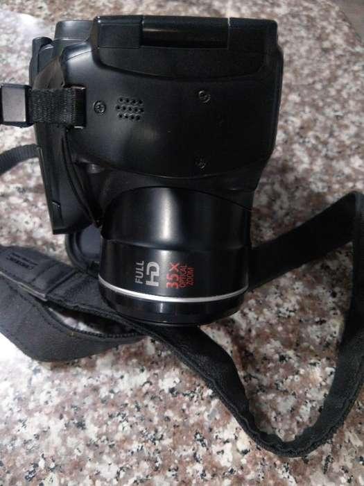 Vendo Camara Canon Sx40hs