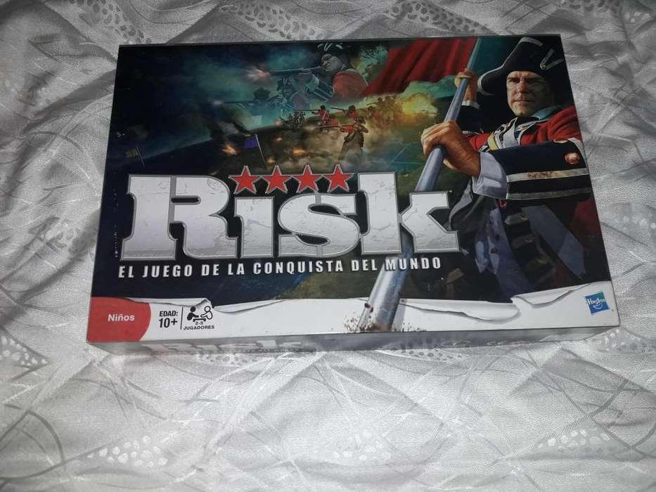 RISK, EL JUEGO DE LA CONQUISTA DEL MUNDO!!!