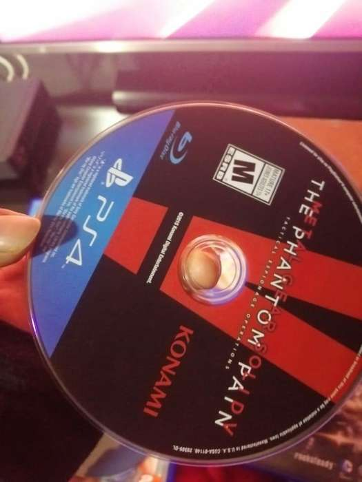The Phantom V para Ps4 Full Estado