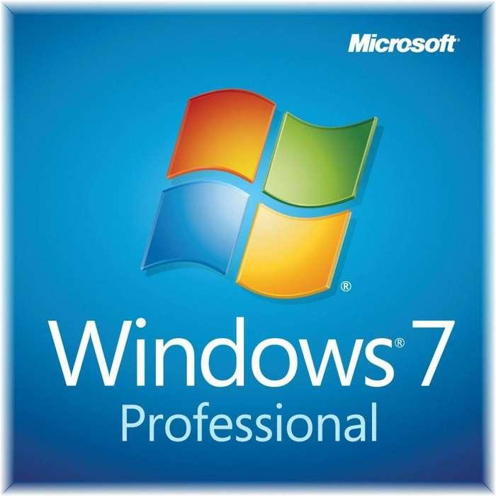 WINDOWS 7 PROFESIONAL SERVICE PACK 1 DE 32 0 64 BITS CHAVEZ COMPUTACION