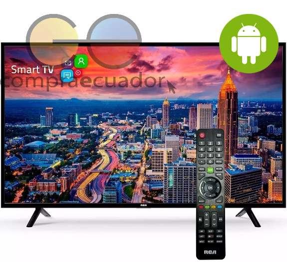 Rca <strong>televisor</strong> Led 32 Pulgadas Smart Tv Android Señal Digital