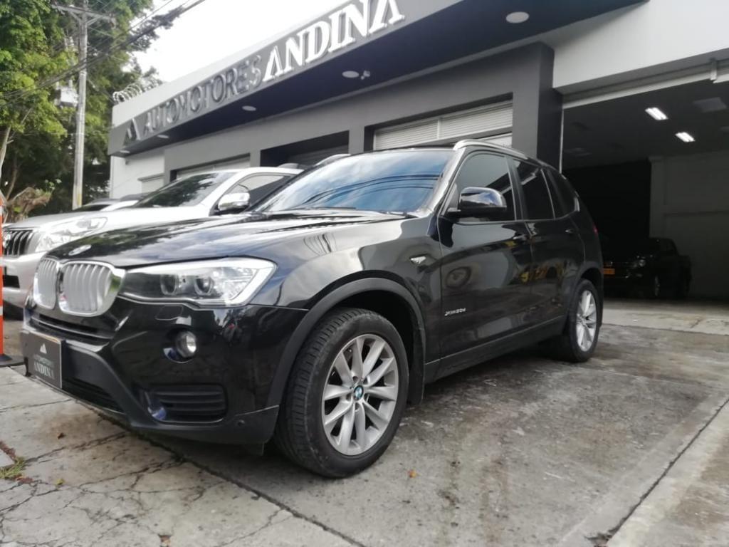BMW X3 XDRIVE 30D 3.0 4X4 2017 (205)