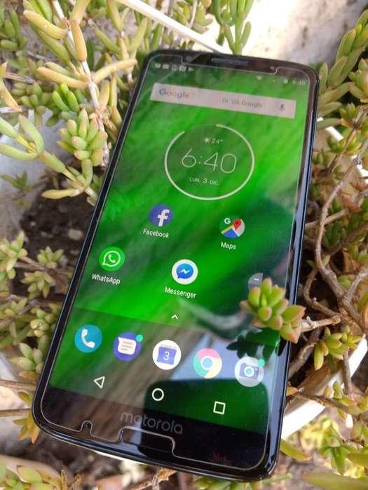 Moto G6 Plus Libre 64gb Y 4ram Impecable