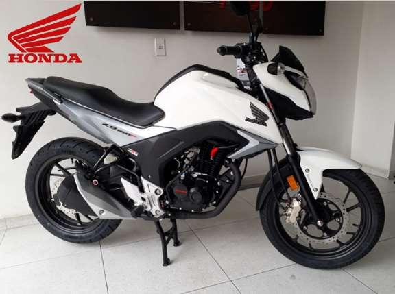 HONDA CB 160F DLX 2020 0kms