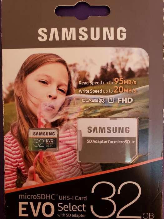 Memoria Microsd 32gb Original