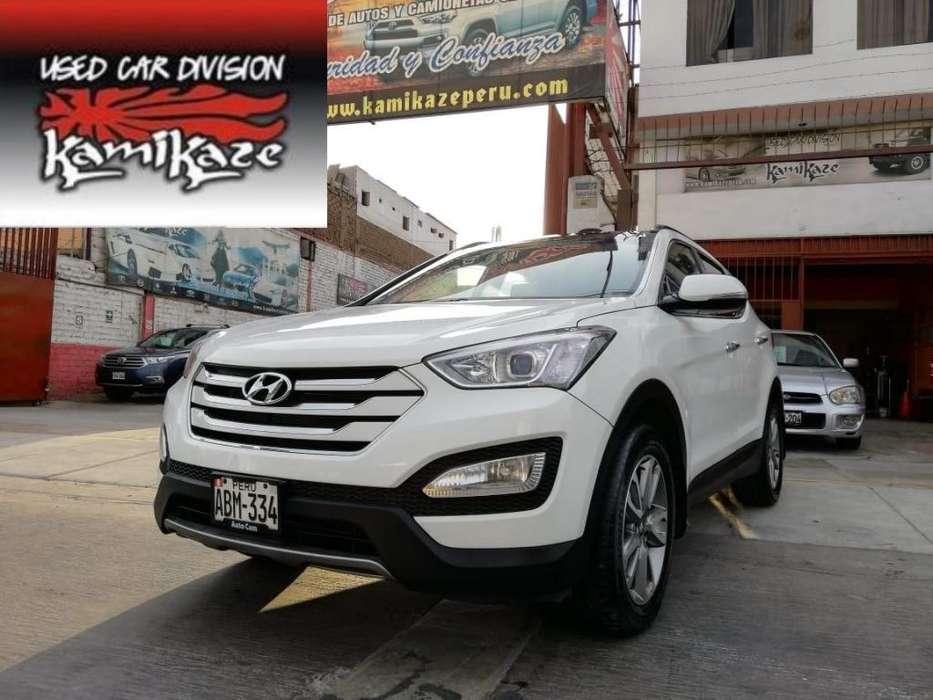 Hyundai Santa Fe 2014 - 79700 km