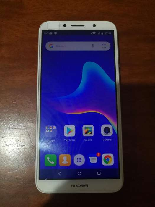 Flamante Huawei Y5 Prime 2018 16gb