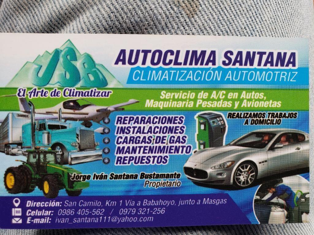 Autoclima Santana