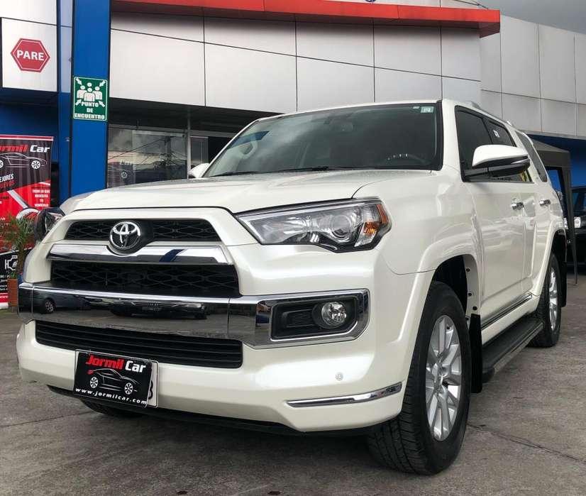 Toyota 4Runner 2015 - 72000 km