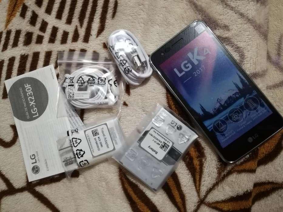 Celular de paquete <strong>lg</strong> K4