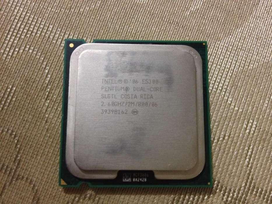 Intel Pentium Dual Core 2.6