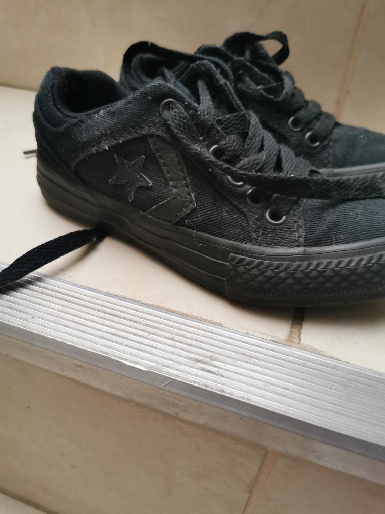 zapatillas converse niños 27