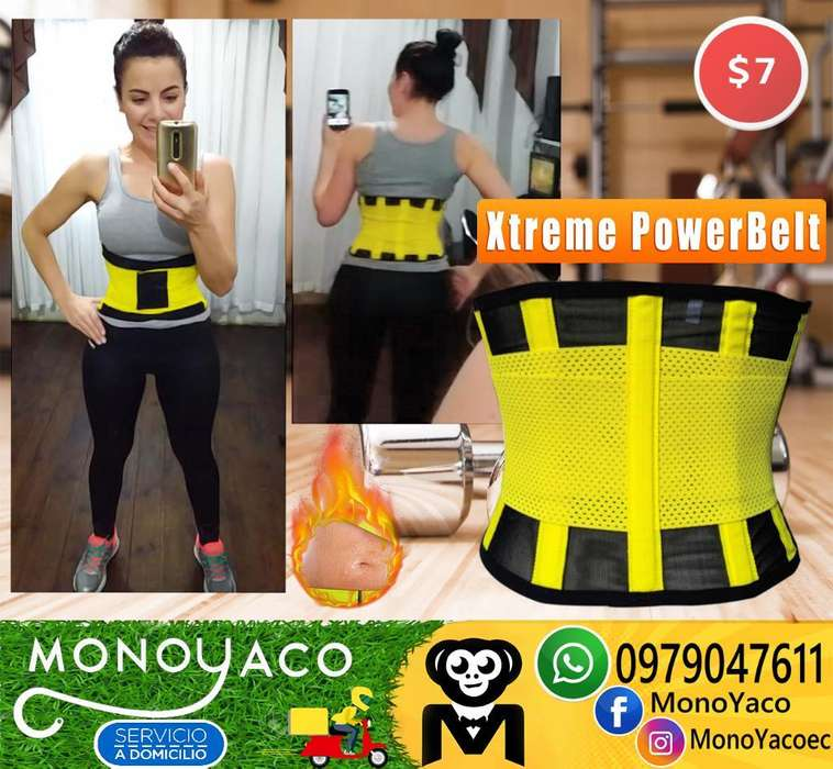 Hot Shapers. Fajs Reductora
