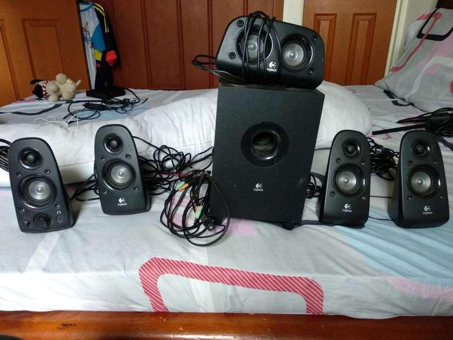 Equipo de Sonido Logitech Z506