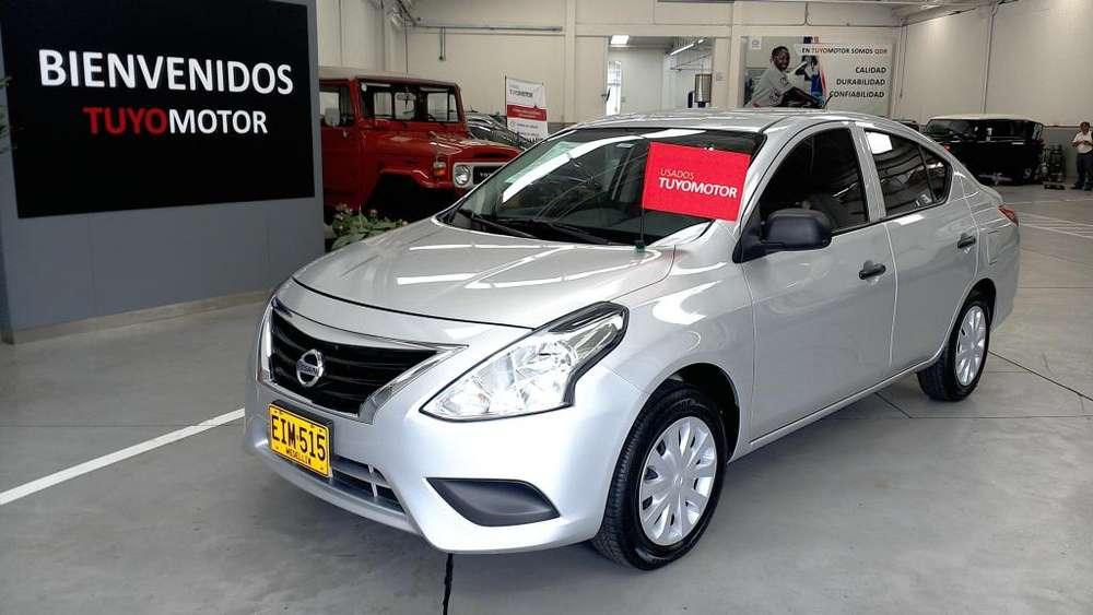 Nissan Versa 2019 - 13263 km