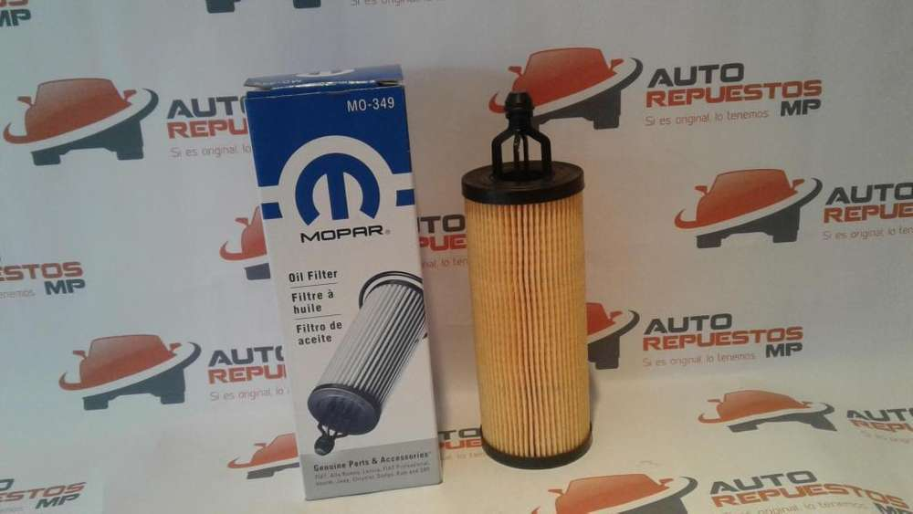 FILTRO ACEITE CHRYSLER JEEP GRAND CHEROKEE AUTO<strong>repuestos</strong> MP GUAYAQUIL