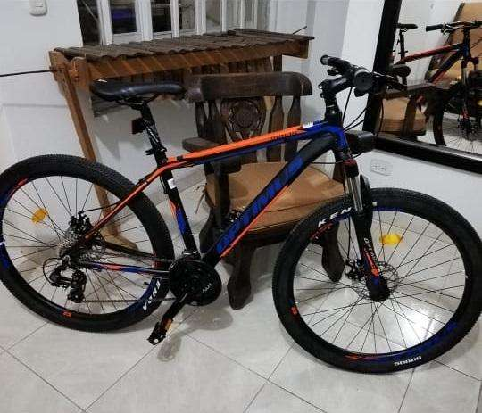 Bicicleta Optimus Sirios 29