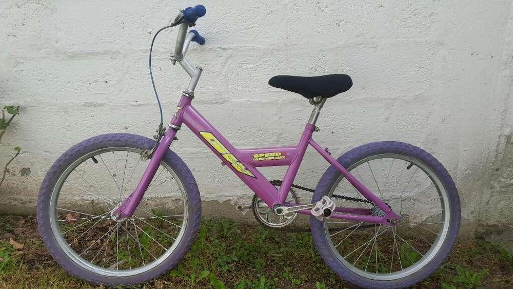 Bicleta Bmx para Niños Aro 20