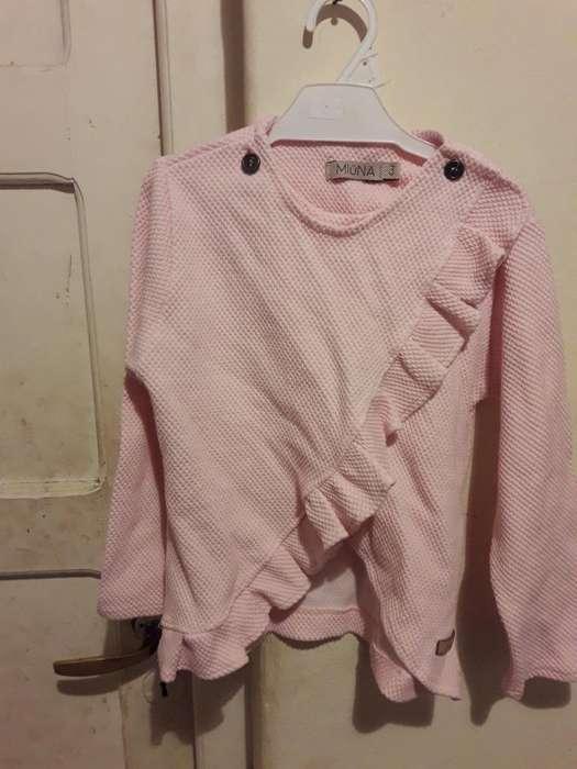 Vendo Hermoso Sweater. Talle 3.