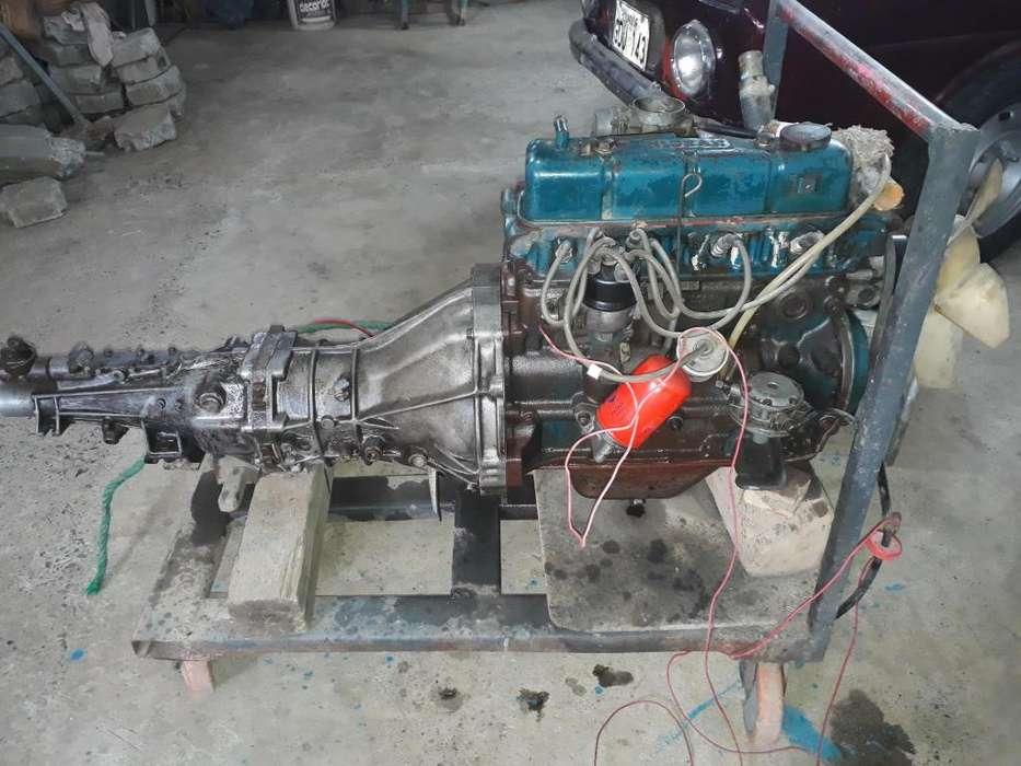 vendo motor de nissan junior 2000