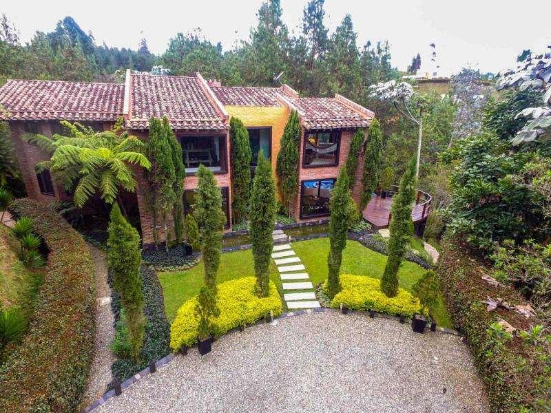 Casa Campestre En Venta En Envigado Loma Del Escobero Cod. VBMUB1103